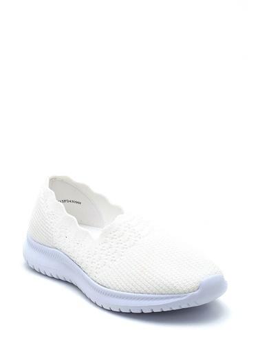 Derimod Kadın Çorap Ayakkabı Beyaz